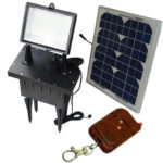 108 LEDs Solar Flood Light