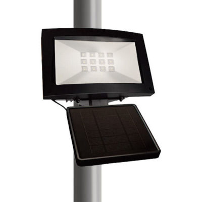 12 LEDs Solar Flood Light Maxsa 40330