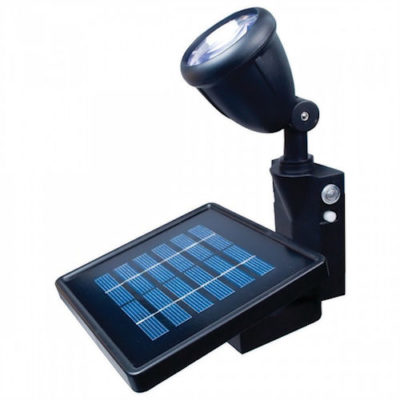 commercial grade dual solar spot light kit greenlytes. Black Bedroom Furniture Sets. Home Design Ideas