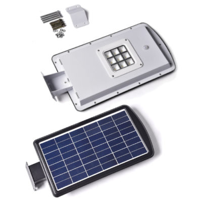 10 Watts LED Solar Street Light