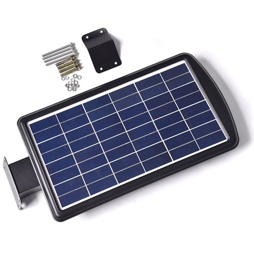 10 Watts LED Solar Street Light