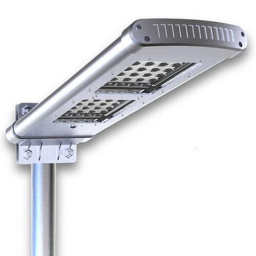 Street Light Watts: 12 Watts LED Solar Street Light