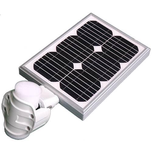 8 Watts LED Solar Street Light With AC Input