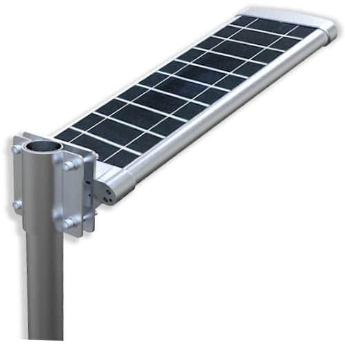 12 Watts LED Solar Street Light : Parking Lot Light ...