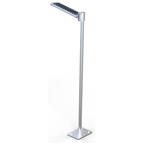 Light Pole Led Fixtures: 12 Watts LED Solar Street Light