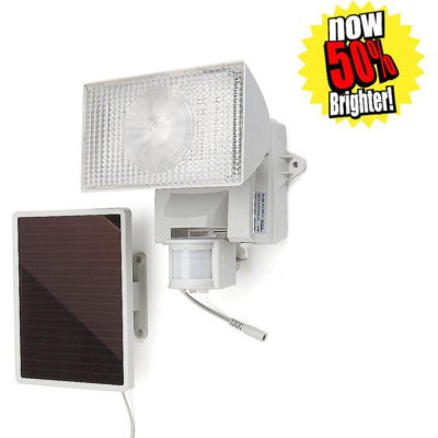 Maxsa 40225 80 LED Solar Motion Light