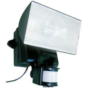 Maxsa 40226 80 LED Solar Motion Light Black