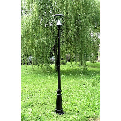 Victorian Solar Lamp Post ...