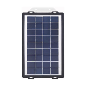 64 LED Commercial Solar Security Light Top