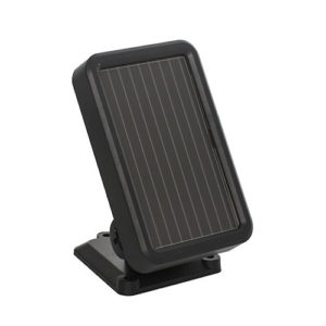 Maxsa 44311 Solar Security Floodlight Solar Panel