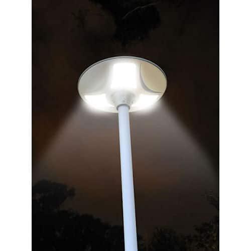 Parking Lot Lights Design: All In One Solar Street Light