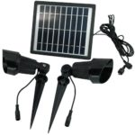 Commercial Grade Dual Solar Spot Light SGG-S24