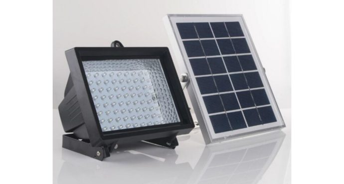 Best LED Solar Flood Lights