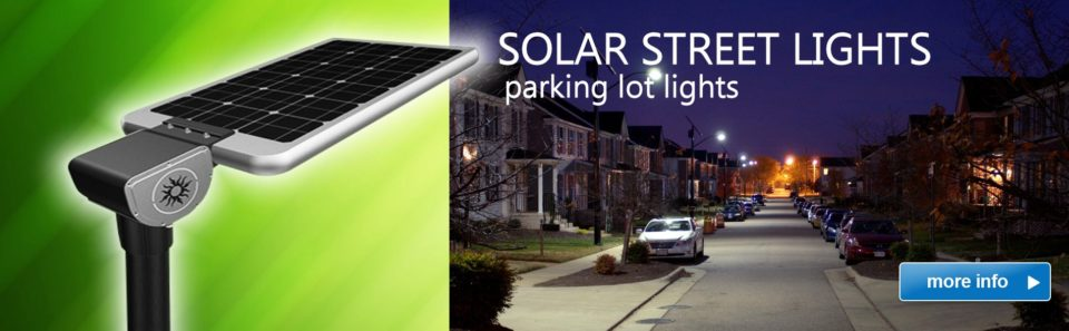 Slide Solar Street Lights